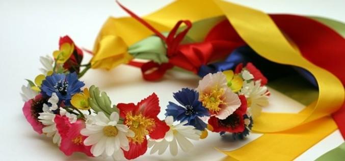 В Павлограде проведут мастер-класс по плетению веночков