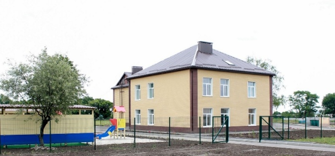 В Богдановке открыли детский садик европейского образца (ФОТО)