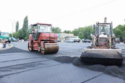 В Терновке впервые за 30 лет ремонтируют одну из магистральных улиц (ФОТО)