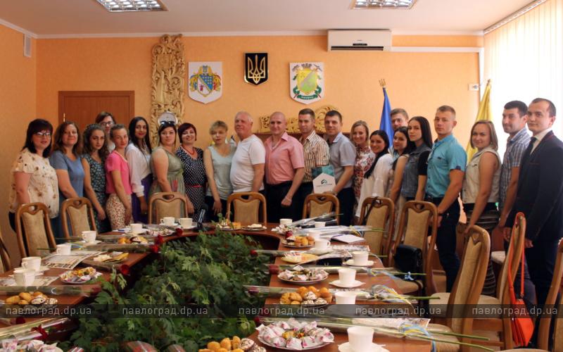 Молодежь и мэрия Павлограда подписали меморандум