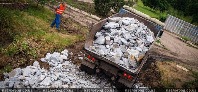 Реконструкция моста через Волчью вступила в активную фазу (ВИДЕО)