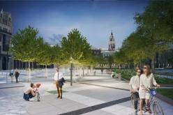 В Павлограде проведут конкурс проектов реконструкции Соборной площади