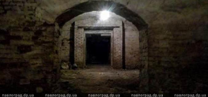 300 м2 старинных подвалов павлоградских купцов сдают в аренду (ФОТО)