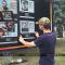 В Павлограде на доску погибших АТОвцев повесили еще одно фото — бойца «Правого сектора»