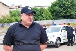 Новый начальник полиции Павлограда: досье и первые впечатления о городе
