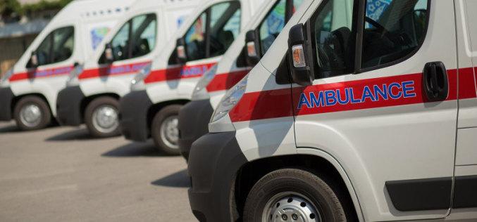 За время АТО павлоградские медики перевезли в больницу более 4 000 военных