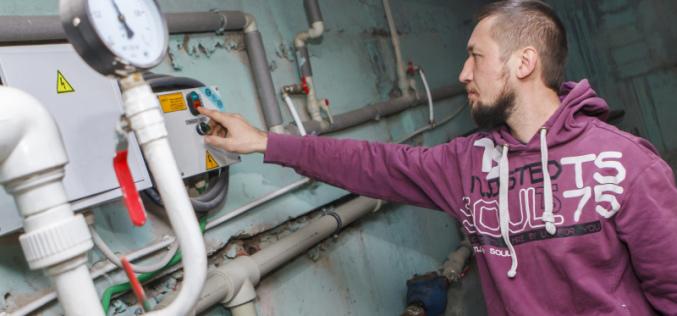 В Павлограде опасаются, что счетчики тепла в многоэтажках могут украсть