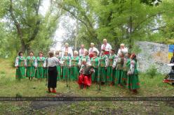 В парке организовали праздник «Біля казана» для семей АТОвцев (ФОТО и ВИДЕО)