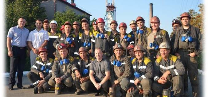 Шахтеры ШУ Павлоградское, опережая план, добыли 2 млн тонн угля для страны