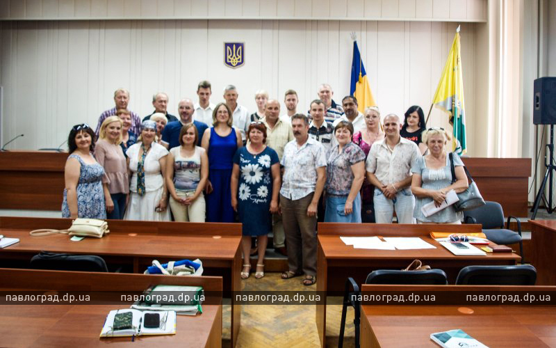 Общественный совет Павлограда определился с направлениями работы