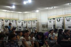 В Павлограде состоялось открытие выставки «Люди свободы»