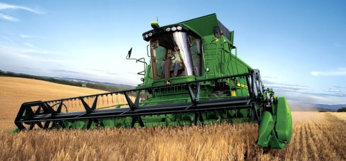 На землях Павлоградского механического завода будут выращивать пшеницу и ячмень