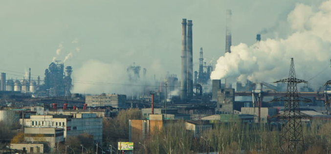 Павлоградские предприятия вошли в ТОП-100 объектов, загрязняющих окружающую среду