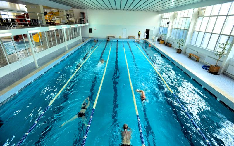 В 2018 году в Павлограде обещают открыть еще один бассейн