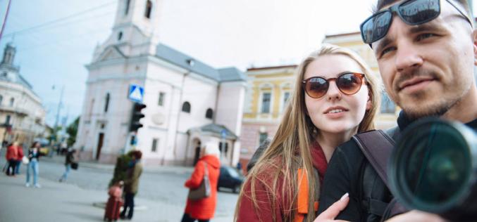 В Павлограде фотограф даст насладиться open air выставкой эмоциональных портретов