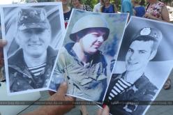 Павлоградцы почтили память погибших десантников