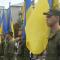 Павлоградцы отметили День Флага и покрасовались вышиванками (ФОТО и ВИДЕО)