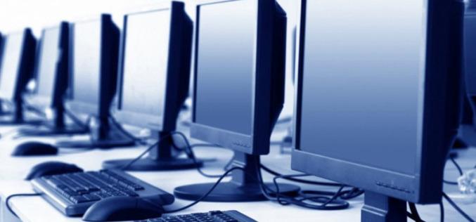 В Павлограде ночью обокрали компьютерный класс лицея