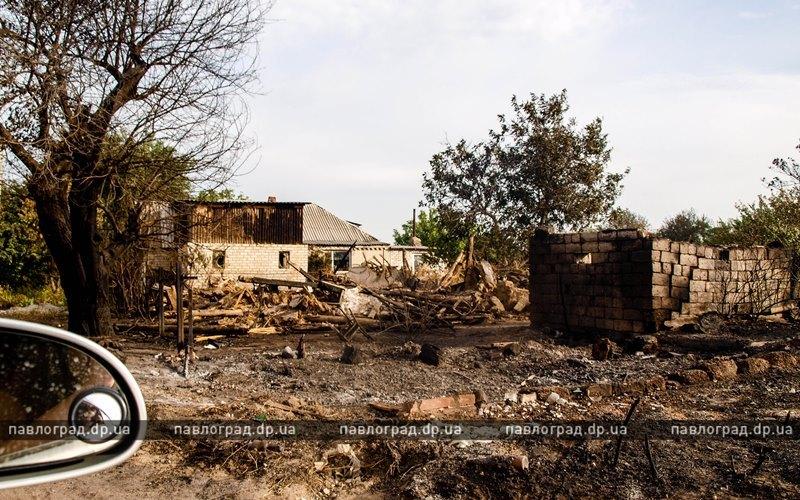 В Павлограде сгорело почти 100 га леса: ситуация на утро 22 августа (ФОТОРЕПОРТАЖ)