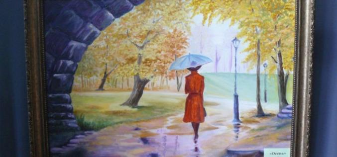 Подвластно кисти все на свете: в Павлограде открыта выставка картин Альберта Ломоносова (ФОТО)
