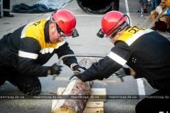 Игры для настоящих мужчин: шахтеры посоревновались в профессионализме (ФОТОРЕПОРТАЖ)