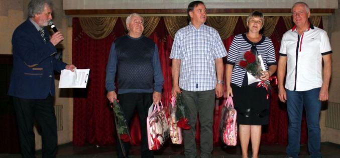 Тренер Анатолий Зубенко получил знак «За заслуги перед городом» (ФОТО)