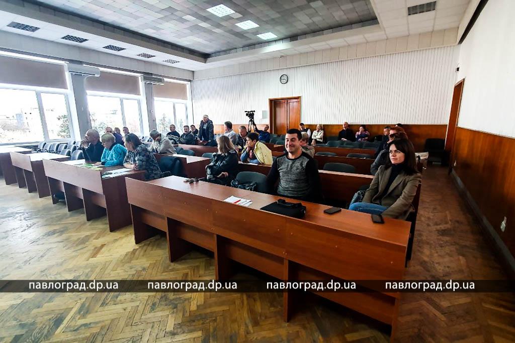 Громадська рада Павлограда підтримала ідею впровадження в місті «бюджету участі»