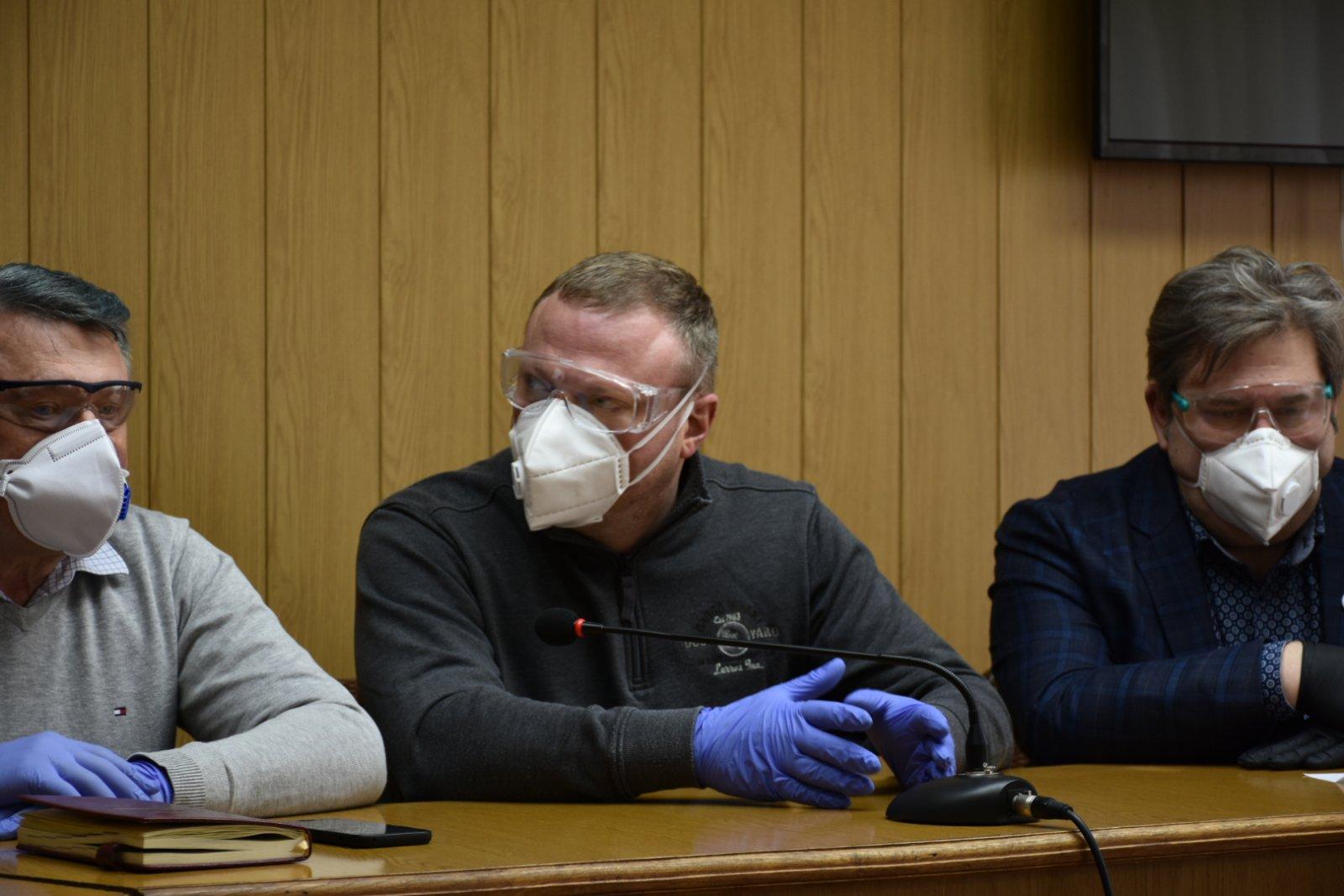 Глава облсовета: «Ситуация с заболеванием в Першотравенске очень ...
